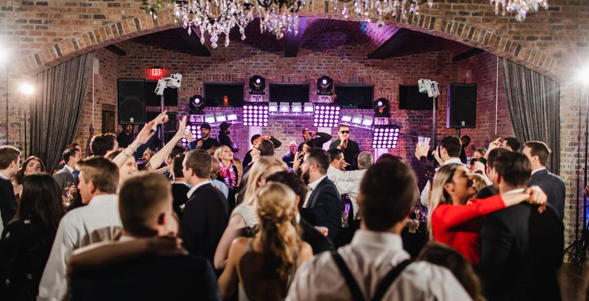 intensity has a band for a wedding