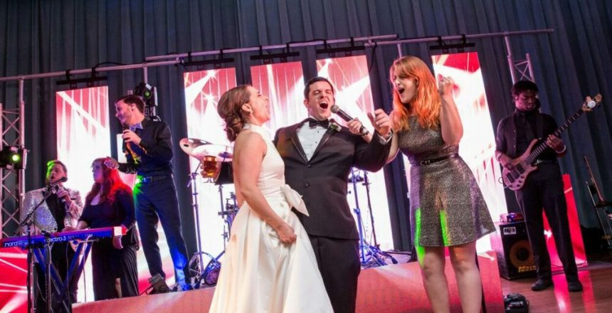 wedding bands in austin to rock your reception