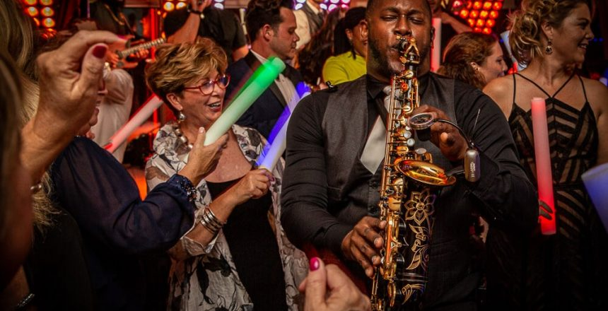 Intensity Entertainment provides live wedding bands in Austin, TX
